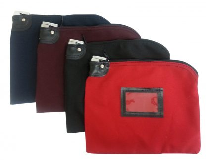 Locking Bank Bags Multiple Pictures