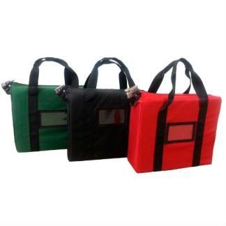 Briefcase Style Locking Courier Bags